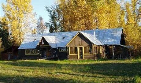 North Fork Hostel and Square Peg Ranch - Get low hotel rates and check availability in Polebridge 1 photo