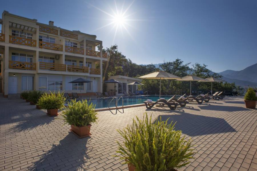Berg Apartments, Bar, Montenegro, Montenegro hotels and hostels