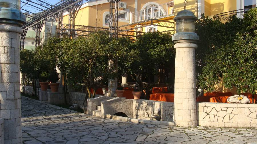 Hotel Pharos, Bar, Montenegro, Montenegro hostels and hotels