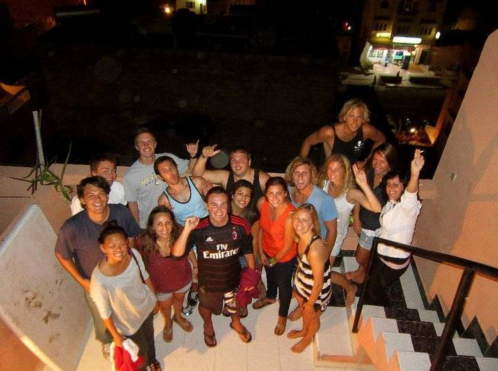 Adventurekeys Surfcamp, Taghazout, Morocco, Morocco hotels and hostels