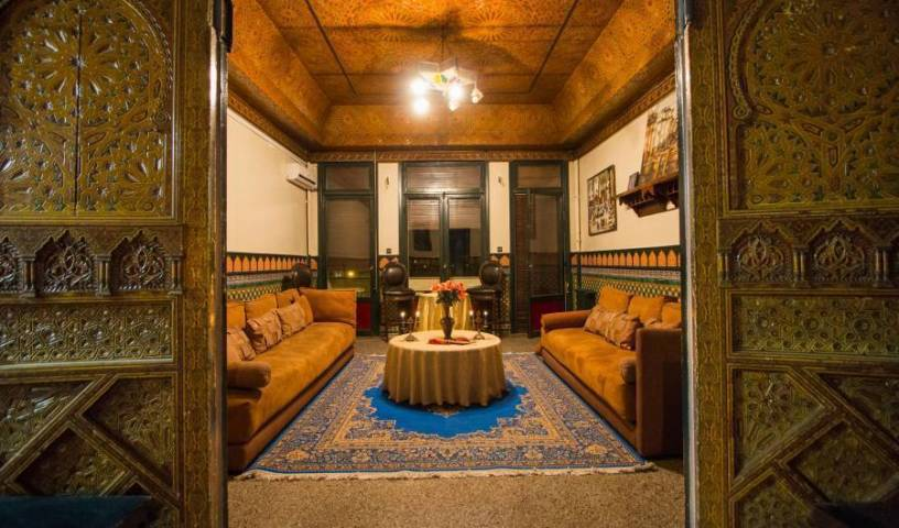 Grand Hotel - Search for free rooms and guaranteed low rates in Fes 5 photos