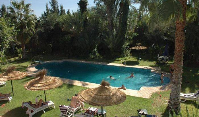 Villa Des Trois Golfs - Search for free rooms and guaranteed low rates in Marrakech 10 photos