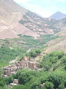 Dar Achain, Imlil, Morocco, low cost travel in Imlil