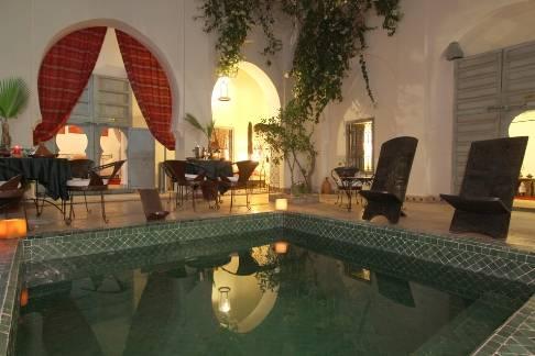 Dar Bounouar, Marrakech, Morocco, Podróży budżetowych w Marrakech