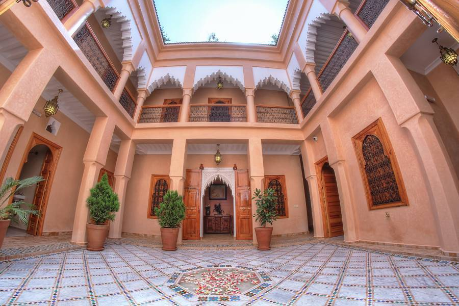 Dar Tasnime, Marrakech, Morocco, popular travel in Marrakech