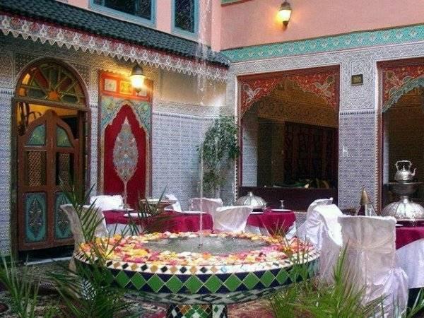 Dar Zaida, Marrakech, Morocco, Morocco Pansiyonlar ve oteller