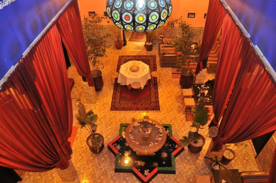 El Kennaria, Marrakech, Morocco, Morocco hotels and hostels