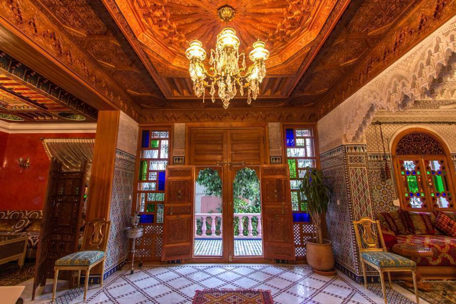 Fes Riad Raouia, Fes, Morocco, Morocco hotels and hostels