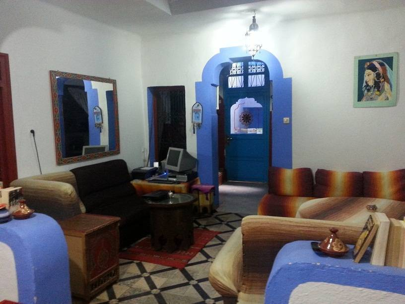 Hostal Vallparadis Chefchaouen, Chefchaouene, Morocco, Morocco hotels and hostels