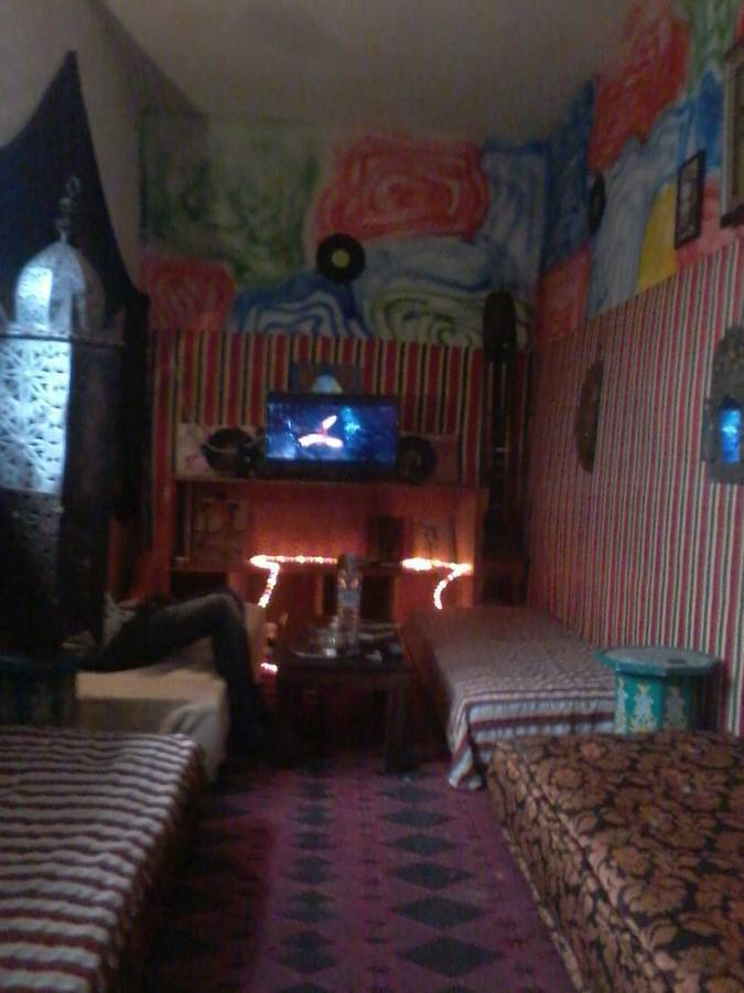 Hostel El Pacha, Essaouira, Morocco, Morocco hostels and hotels