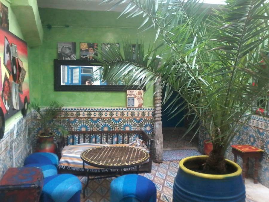 Hostel El Pacha, Essaouira, Morocco, top 5 places to visit and stay in hostels in Essaouira