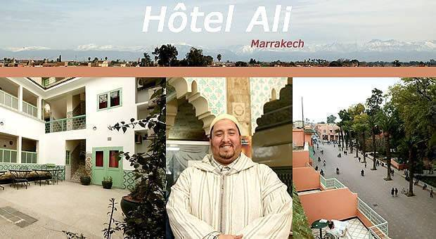 Hotel Ali, Marrakech, Morocco, Morocco hotels and hostels