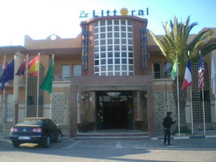 Hotel Le Littoral, Rabat, Morocco, Morocco hotels and hostels