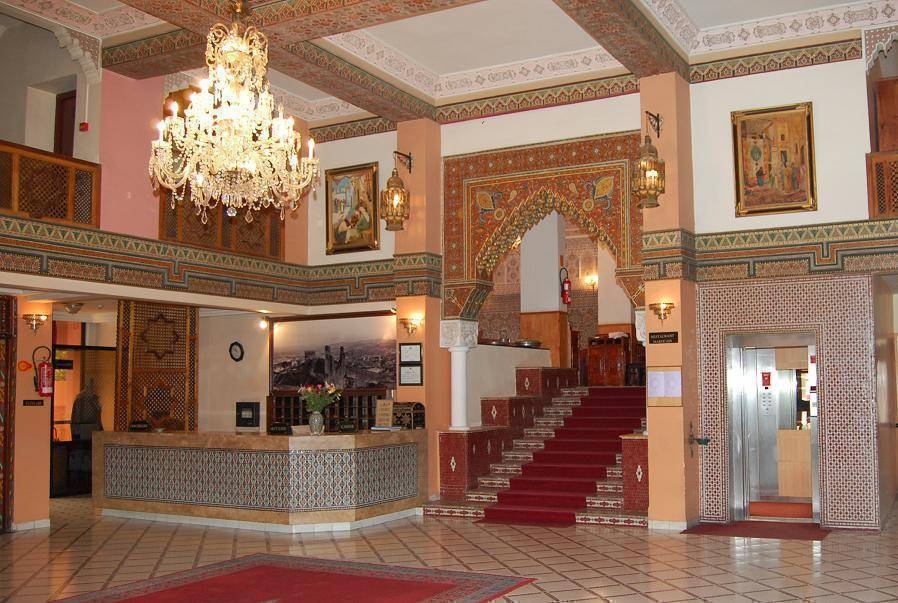 Hotel Nouzha, Fes, Morocco, Morocco hotels and hostels