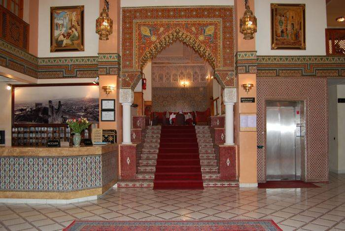 Hotel Nouzha, Fes, Morocco, low cost deals in Fes