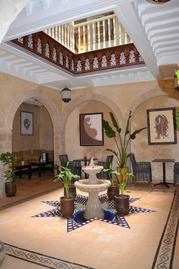 Hotel Riad Benatar, Essaouira, Morocco, this week's hot deals at hotels in Essaouira
