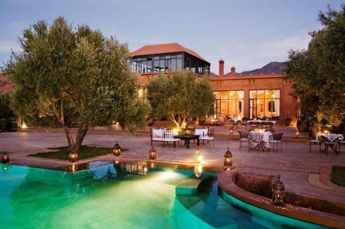 Ksar Shama, Ouirgane, Morocco, Morocco hotels and hostels