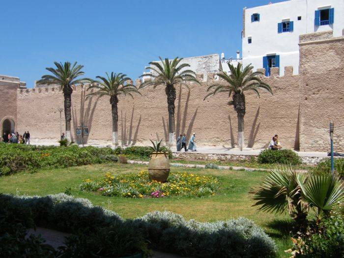 Palazzo Desdemona, Essaouira, Morocco, safest hostels in secure locations in Essaouira