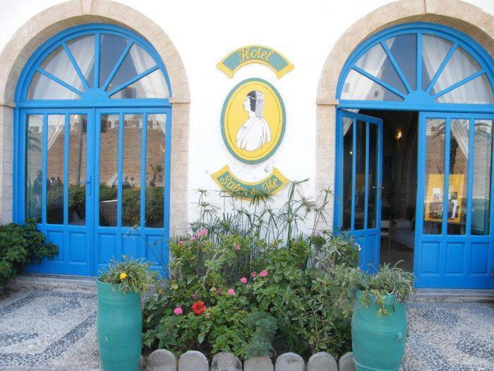 Palazzo Desdemona, Essaouira, Morocco, Morocco hostels and hotels