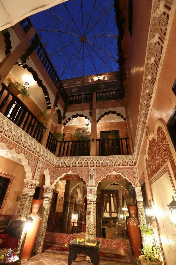Riad 1001 Nuits, Marrakech, Morocco, Morocco hoteli in hostli