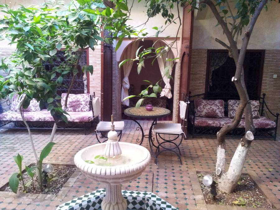 Riad Adraoui, Marrakech, Morocco, Morocco hotels and hostels