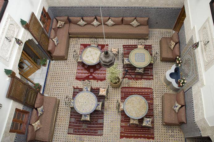 Riad Al Akhawaine, Fes al Bali, Morocco, best apartments and aparthotels in the city in Fes al Bali