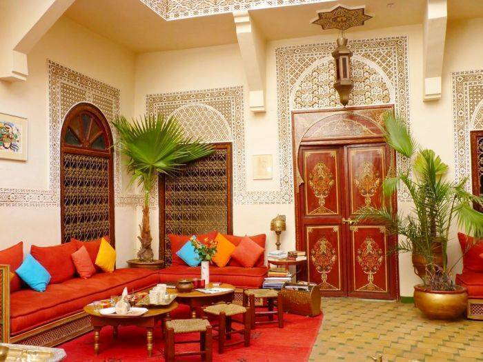Riad Amiris, Marrakech, Morocco, Morocco hotels and hostels