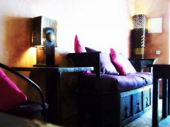Riad Asmitou, Essaouira, Morocco, hotels with ocean view rooms in Essaouira
