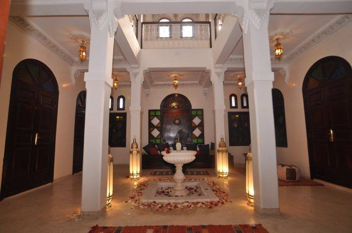 Riad Bachawya, Marrakech, Morocco, Morocco hostels and hotels