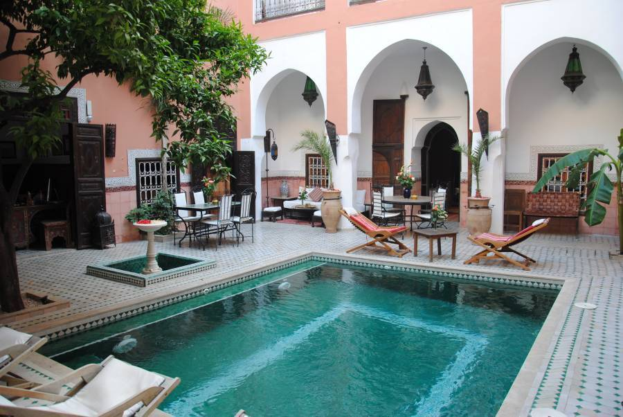 Riad Barroko, Marrakech, Morocco, Morocco hotels and hostels
