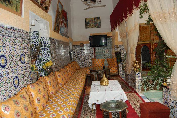 Riad Chennaoui Guest House, Marrakech, Morocco, Morocco hotels and hostels