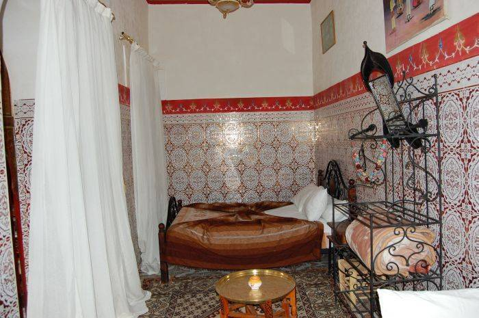 Riad Chennaoui Guest House, Marrakech, Morocco, family history trips and theme travel in Marrakech