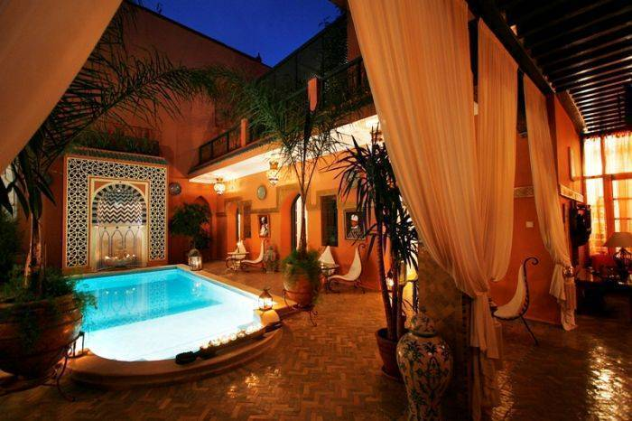 Riad Dar Alfarah, Marrakech, Morocco, find the lowest price for hotels, hostels, or bed and breakfasts in Marrakech
