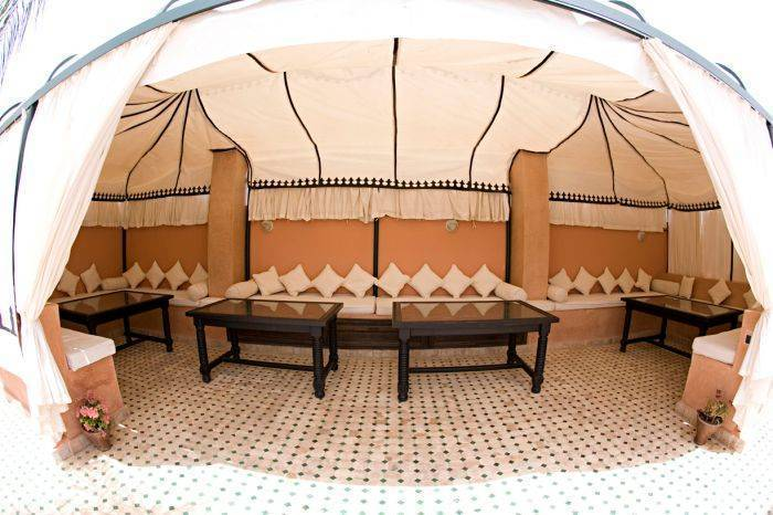 Riad Dar Sohane, Marrakech, Morocco, check hotel listings for information about bars, restaurants, cuisine, and entertainment in Marrakech