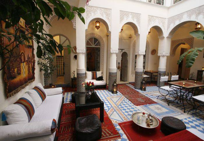 Riad Dollar Des Sables, Marrakech, Morocco, hotels and rooms with views in Marrakech