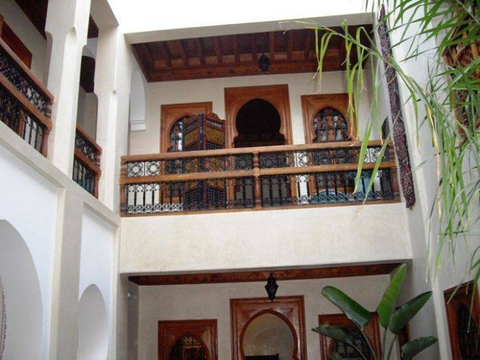 Riad Dubai, Marrakech, Morocco, coolest hotels and hostels in Marrakech
