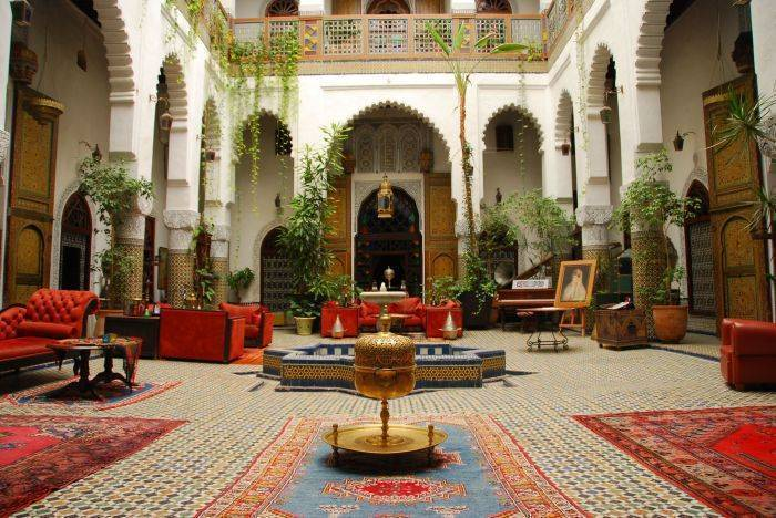 Riad El Ghalia, Fes al Bali, Morocco, Morocco hotels and hostels