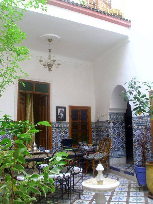 Riad Iaazane, Marrakech, Morocco, hotels and places to visit for antiques and antique fairs in Marrakech