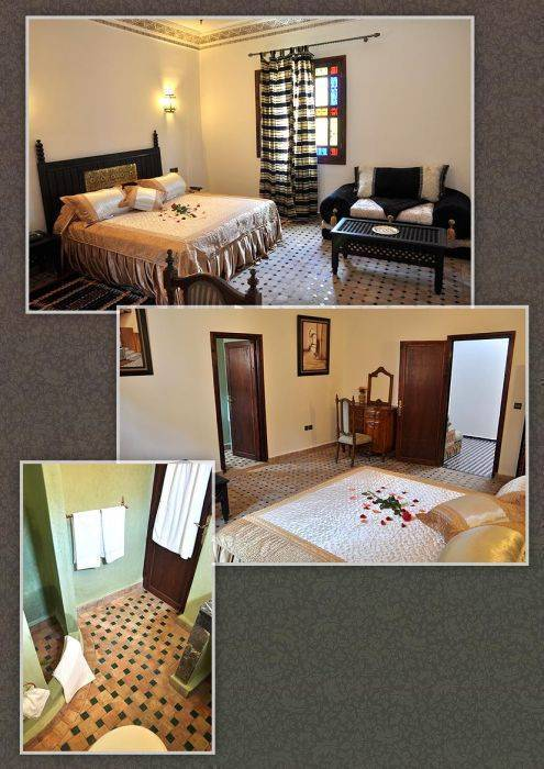 Riad Jardin Chrifa, Fes al Bali, Morocco, alternative booking site, compare prices then book with confidence in Fes al Bali