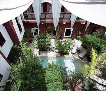 Riad Jardin Grenadine, Marrakech, Morocco, Morocco hotels and hostels