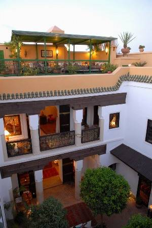 Riad Karmela, Marrakech, Morocco, Morocco hotels and hostels