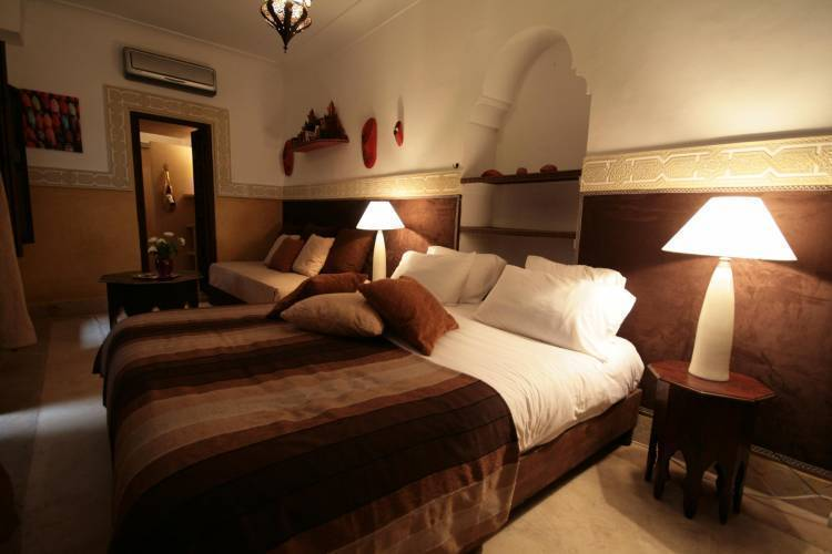 Riad Khadijaspa, Marrakech, Morocco, Morocco hotels and hostels