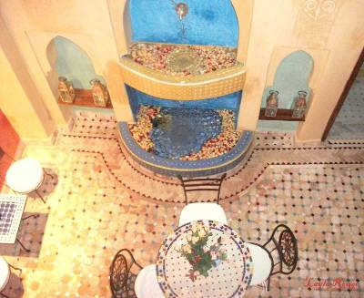 Riad Layla Rouge, Marrakech, Morocco, hotels for christmas markets and winter vacations in Marrakech
