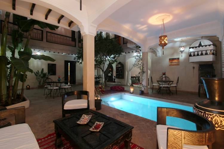 Riad L Oiseau Du Paradis, Marrakech, Morocco, Morocco hotels and hostels