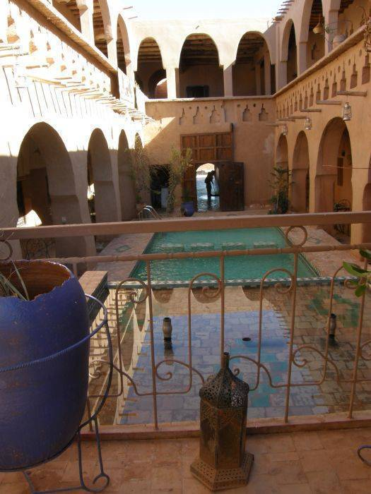 Riad Maktoub, Ait Ben Haddou, Morocco, Morocco hotels and hostels