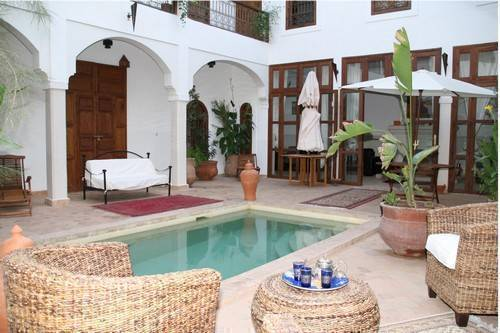 Riad Mandalay, Marrakech, Morocco, international travel trends in Marrakech