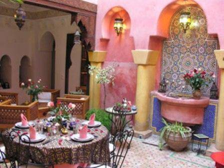 Riad Massin, Marrakech, Morocco, Morocco hostels and hotels