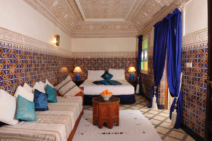 Riad Shaden, Marrakech, Morocco, Morocco hotels and hostels