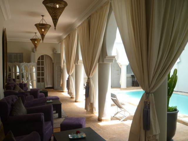 Riad Shemsi, Marrakech, Morocco, best hotels for visiting and vacationing in Marrakech
