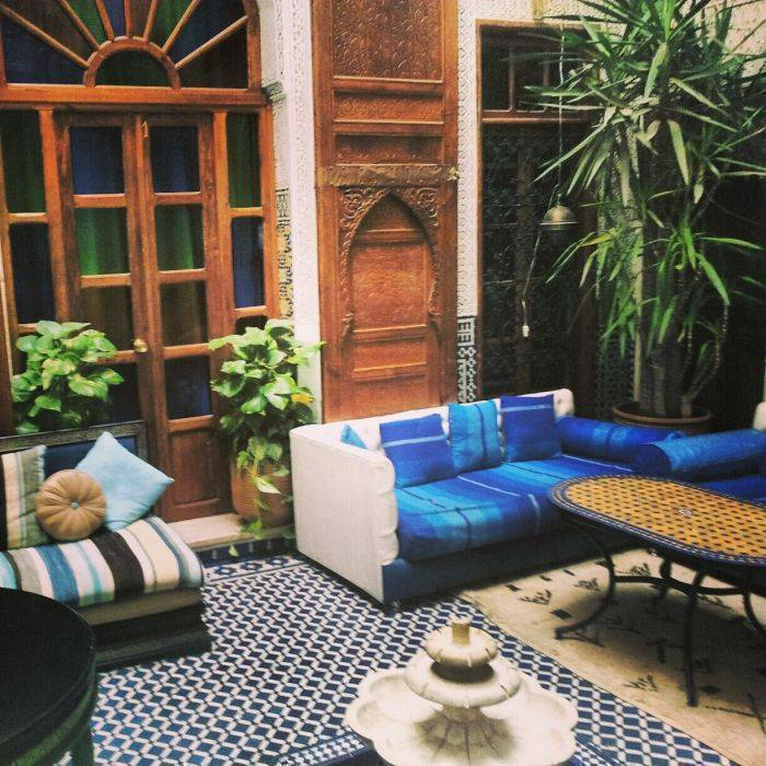 Riad Verus, Fes, Morocco, excellent vacations in Fes